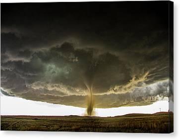 Wray Colorado Tornado 060 Canvas Print