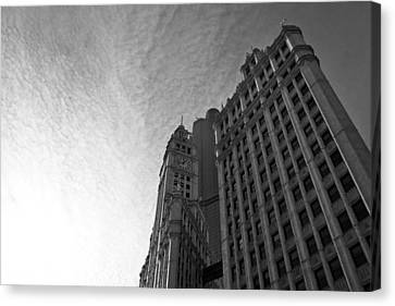 Wrigley Building II Canvas Print