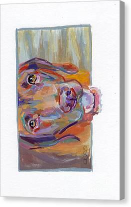 Wrigley Canvas Print