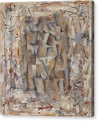 Xenogenous Canvas Print by Trish Toro