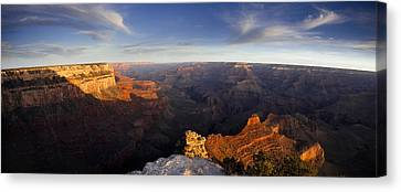 Yaki Point Panorama Canvas Print by Andrew Soundarajan
