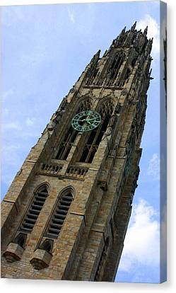 Canvas Print - Yale University Cathedral Tower by DazzleMe Photography