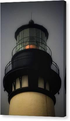 Yaquina Lighthouse Canvas Print
