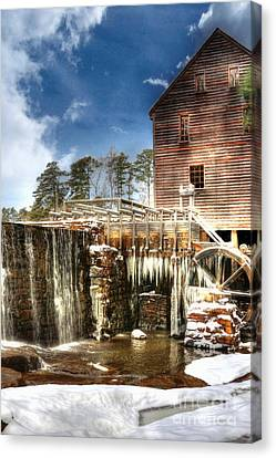 Yates Mill Pond Canvas Print
