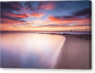 Stopper Canvas Print - Yearning For More by Edward Kreis