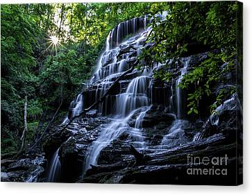 Yellow Branch Falls_i Canvas Print