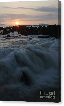 Yielding Canvas Print