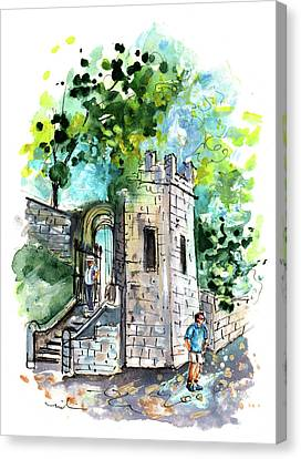York City Walls 02 Canvas Print
