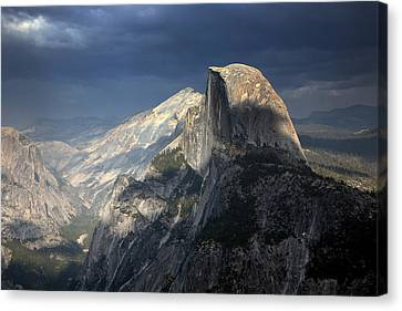Yosemite National Park Canvas Print by Chuck Kuhn