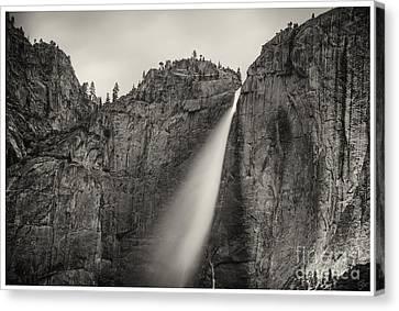 Yosemite Waterfall #2  Canvas Print