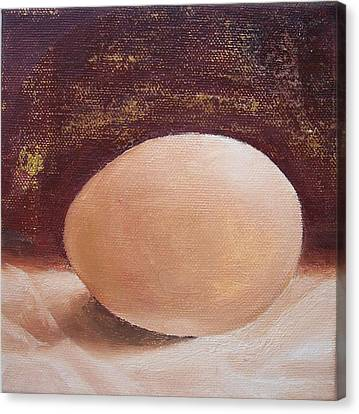 You Are A Very Good Egg Canvas Print by Irene Corey