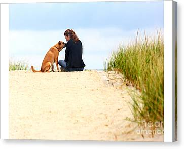 Canvas Print featuring the photograph You Are My Sunshine by Dana DiPasquale