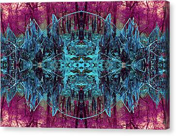 You Are The Frequency Canvas Print