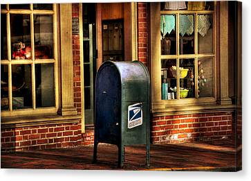 You Got Mail Canvas Print by Todd Hostetter