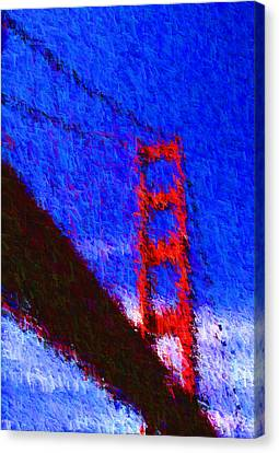 You Know What It Is Canvas Print by Paul Wear