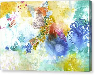 Your Smooth Voice Canvas Print