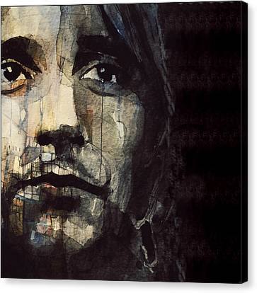 Stewart Canvas Print - You're In My Heart  by Paul Lovering
