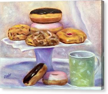 Yummy Canvas Print