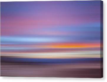 Zabriski Colors X Canvas Print