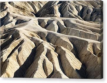 Zabriskie Point Badlands Canvas Print