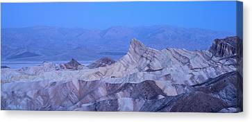 Zabriskie Point Dawn Canvas Print by Steve Gadomski