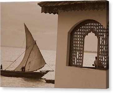 Zanzibar 1 Canvas Print