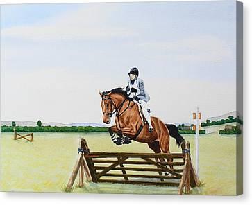Zara Ix Canvas Print