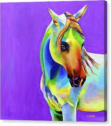 Zasha Canvas Print