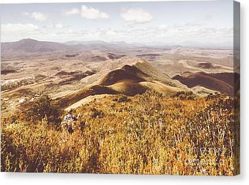 Zeehan Tasmania Canvas Print by Jorgo Photography - Wall Art Gallery