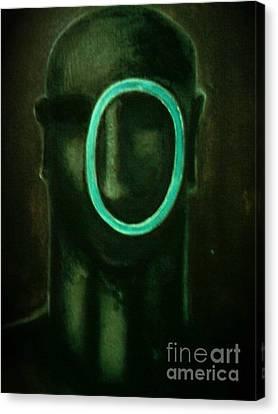 Zero Canvas Print by Ramesh Babu