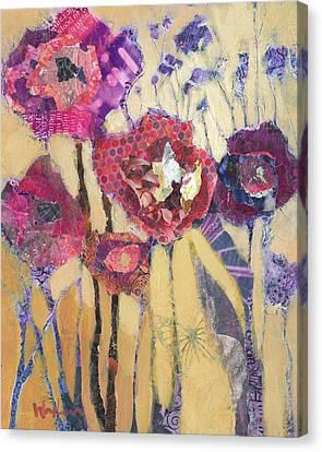 Zinfandels Canvas Print