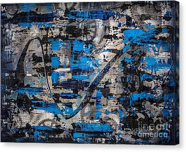 Zinger Canvas Print by Bruce Stanfield