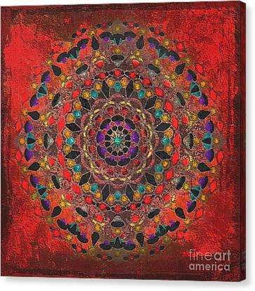 Zuni II 2015 Canvas Print