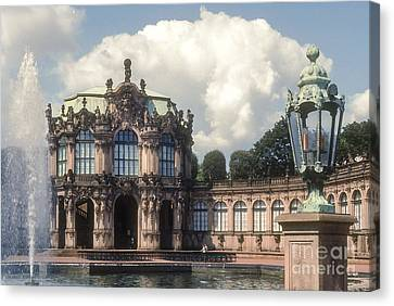 Zwinger Palace Canvas Print by Bob Phillips