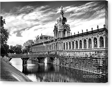 Zwinger Canvas Print by Pravine Chester
