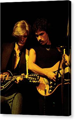 Art Print Poster Canvas Musicians Daryl Hall and John Oates