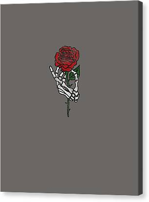 Hand Holding Rose Canvas Prints (Page #3 of 4)   Fine Art