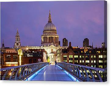 St Poster Print D\u00e9cor for Home /& Office Decoration I POSTER or CANVAS READY to Hang. Paul Cathedral Canvas Wall Art Design