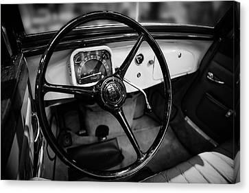 1936 Citroen Roadster Canvas Print