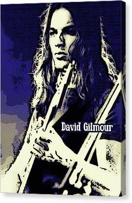 Pink Floyd Band Portrait Album Cover Canvas Art Poster Print Photo David Gilmour