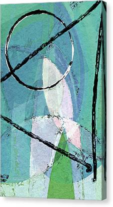 Abstract No.33 Canvas Print