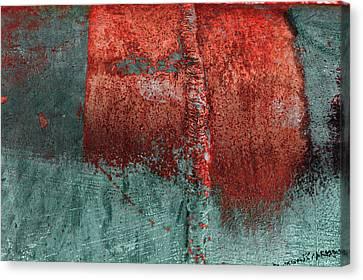 Art Print Abstract 28 Canvas Print