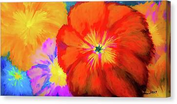 Bloom 2 Canvas Print