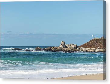 Carmel-by-the-sea Canvas Print