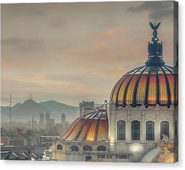 Cathedral Of Art Canvas Print