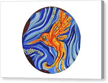 Celandine Canvas Print