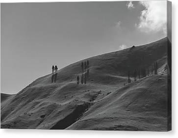 Chelan Mountains Canvas Print