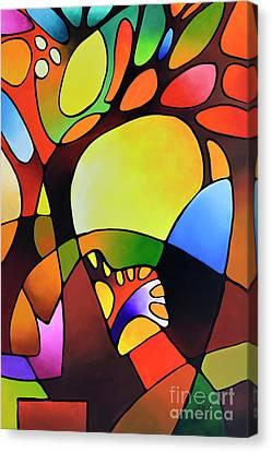 Daydream Canvas Three Canvas Print