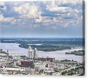 Delaware River Canvas Print