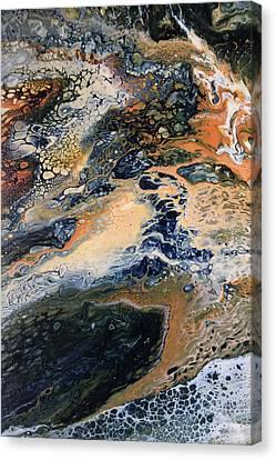 Dragon Sea Canvas Print